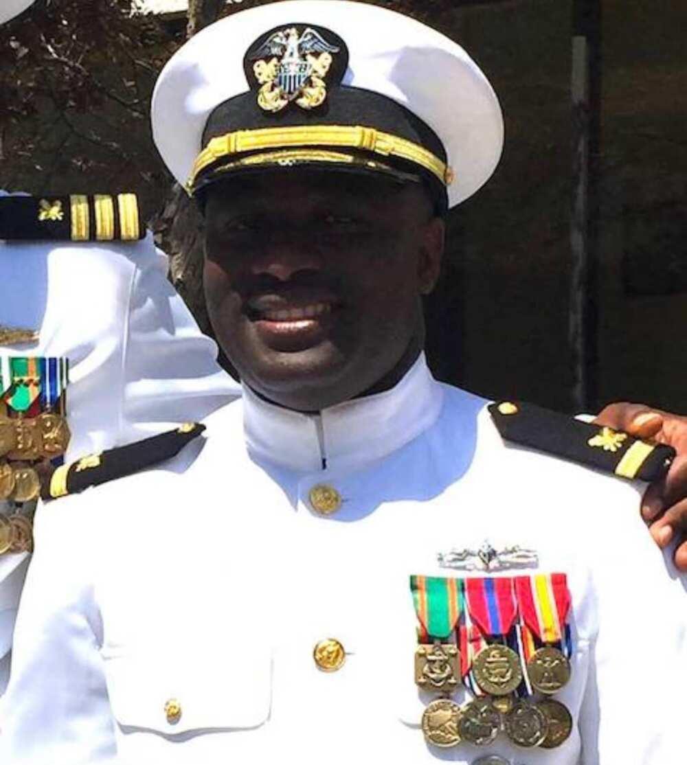 Nigeria Lieutenant in US Navy reveals how he kept $48million for the govt