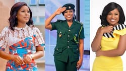TV3's Berla Mundi turns into Immigration officer; beautiful photos of her in uniform stir reactions