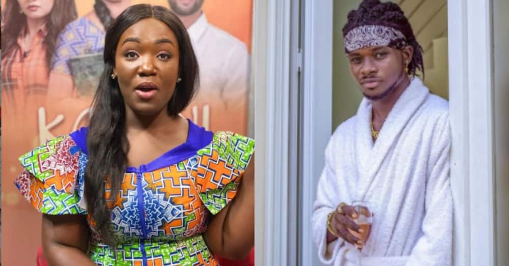 I admire you a lot-aww me too; Tima Kumkum & Kuami Eugene stir rumours with open comments