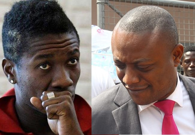 Maurice Ampaw speaks on Asamoah Gyan annulling his marriage