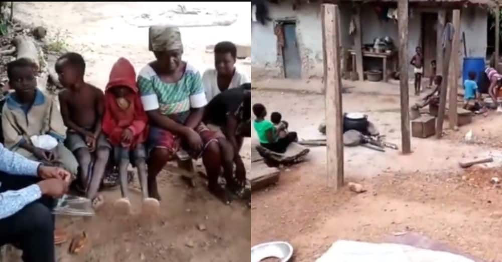 We have nobody - Ghanaian mother with 19 kids & 7 grandchildren asks for support