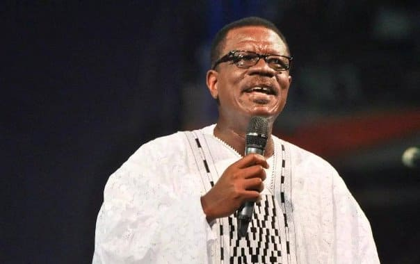 Mensa Otabil breaks silence on suit