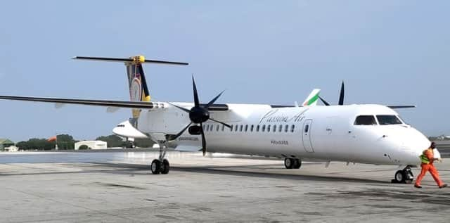 PassionAir Kumasi bound flight landed at Ivory Coast airport due to bad weather - Management explains