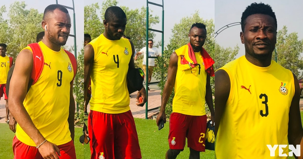 AFCON '19: 10-man Black Stars draw with Benin