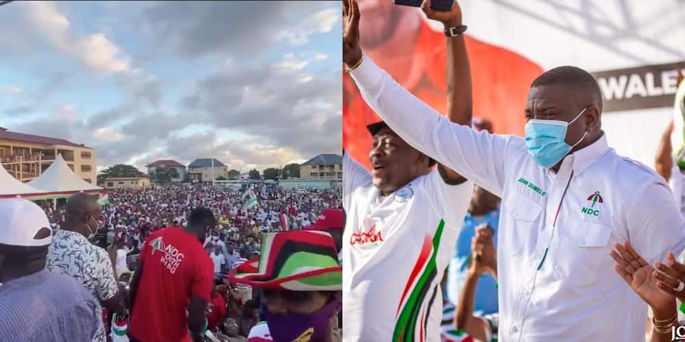 More photos drop from Dumelo's campaign in Ayawaso West Wuogon