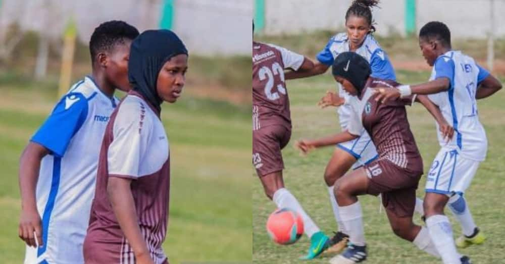 Female Muslim players can now wear hijab whilst playing football - GFA declares