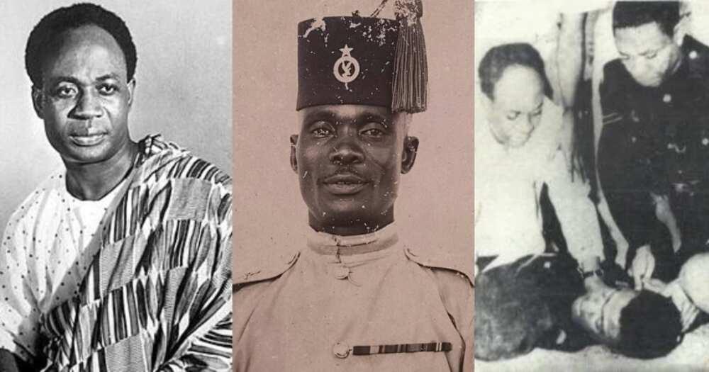 Meet Salifu Dagarti the man who took a bullet for Kwame Nkrumah at the Flagstaff House