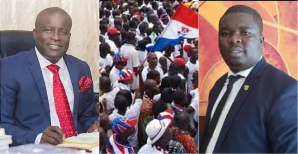 Just in: MP for Tema East Titus Glover polls 522 votes to retain seat in NPP primaries