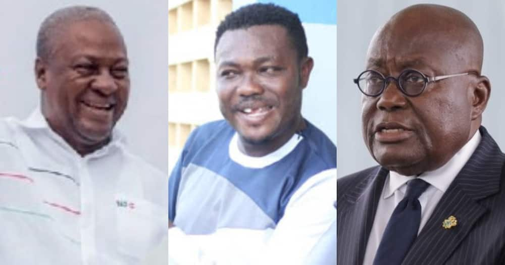 Election 2020: Mahama has been declared winner - Festish priest who prophcised Akufo-Addo's victory