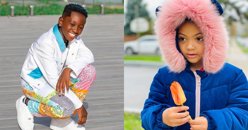 3 Ghanaian kids to have their Instagram Accounts Verified by Instagram and Number of Followers