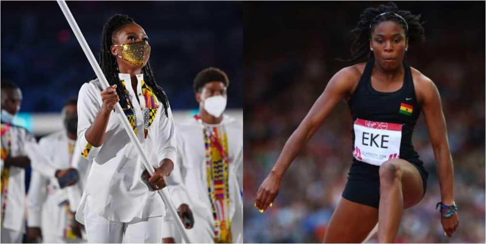 Meet Igbo athlete who dumped Nigeria to represent Ghana at Tokyo Olympics