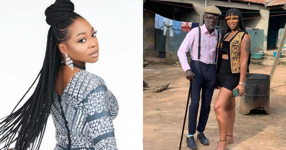 Lil Win promises to buy a house for Shatta Michy
