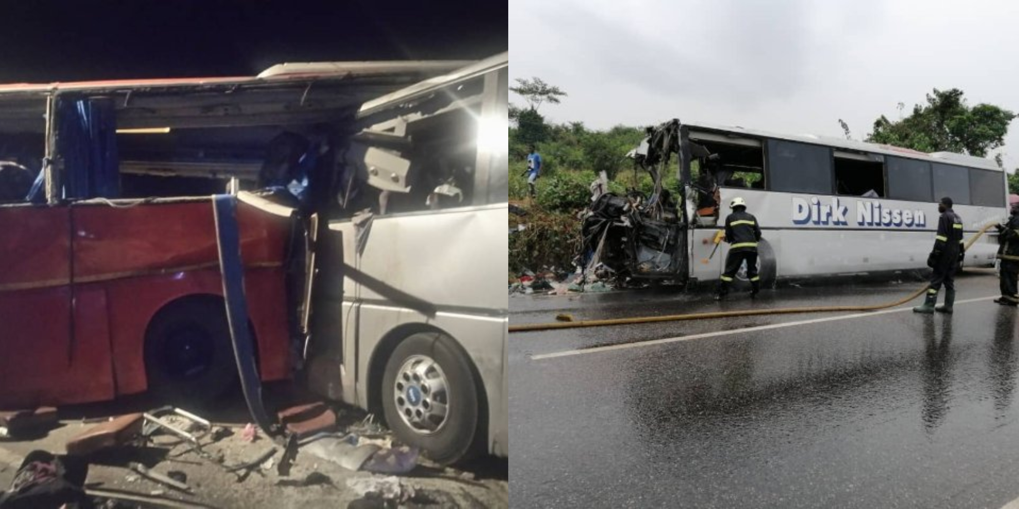 Dompoase accident: Driver slapped with 1-year jail term; fined GHc17,280