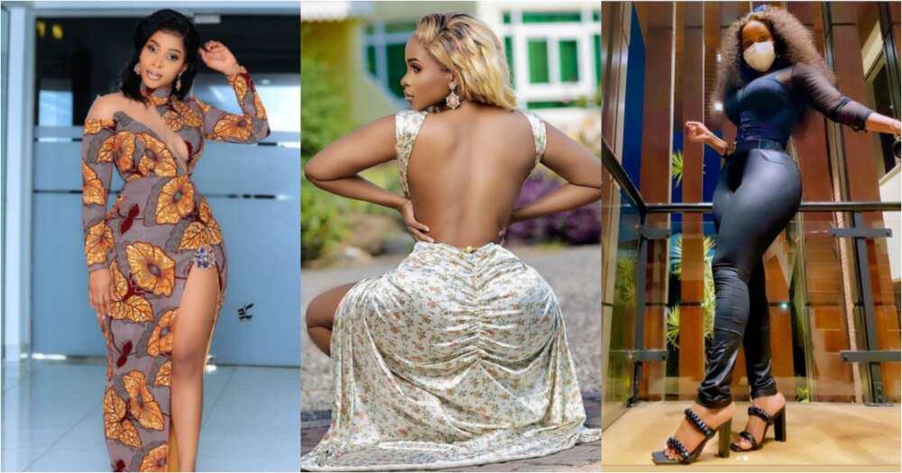 9 photos proving why Benedicta Gafah is the 'most beautiful' Kumawood actress