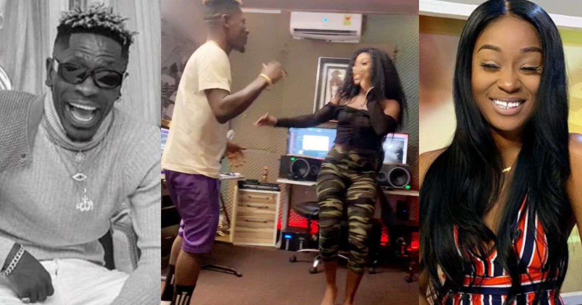Shatta Wale boldly sets record straight over reports that he slept with Efia Odo in video