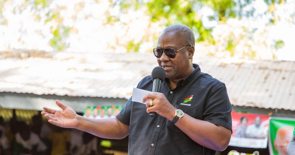 Election verdict: Mahama to speak after losing election petition at 5pm