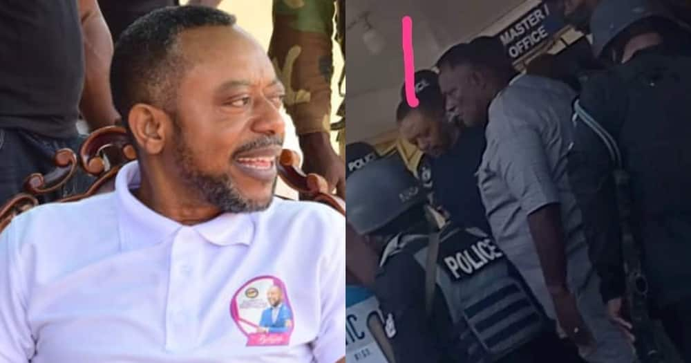 Owusu Bempah And His Macho Men Reportedly Arrested By Police; Video Drops