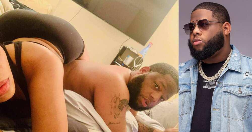 D-Black: Sex tape of rapper allegedly leaks; video goes viral