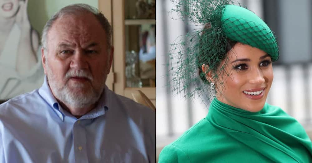 'All My Love': Meghan Markle's Dad, Thomas Markle Pleased at Birth of Granddaughter