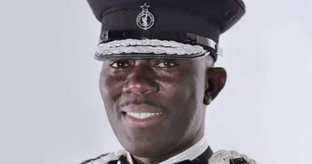 Akufo-Addo names COP Dampare as new Inspector General of Police to replace Boanuh