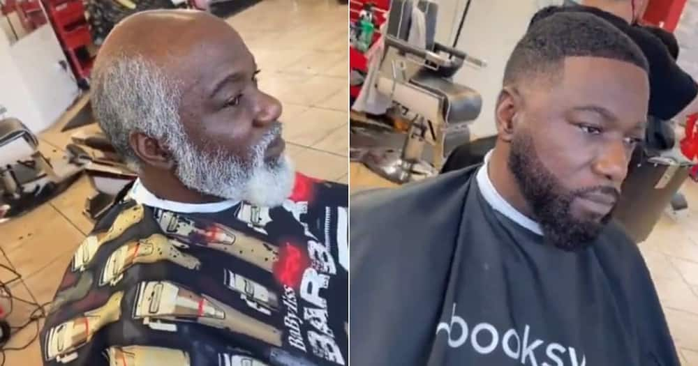"""Man, Hair, Video, Transformation, Viral, """"From 75 to 35"""", Twitter reactions"""