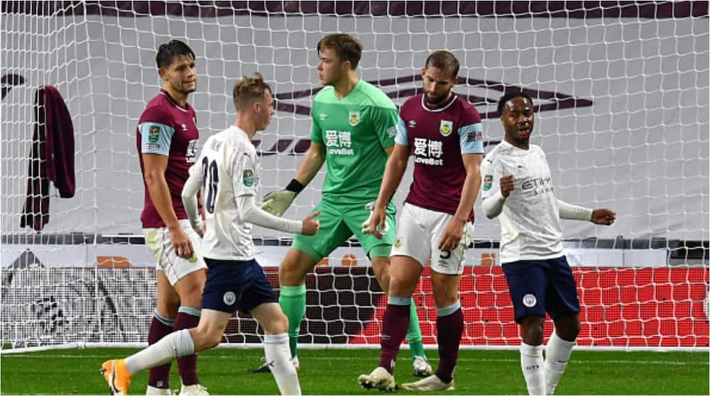 Burnley vs Manchester City: Sterling, Torres seal victory for Pep Guardiola's side