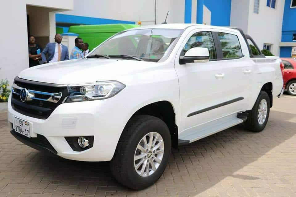 Buy a car in Ghana