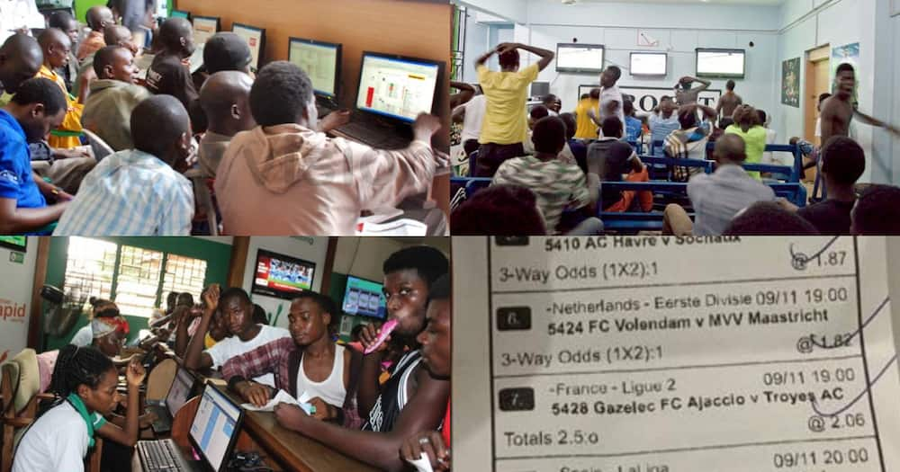 Feature: The growing craze among Ghana's youth to get rich quick through sports betting