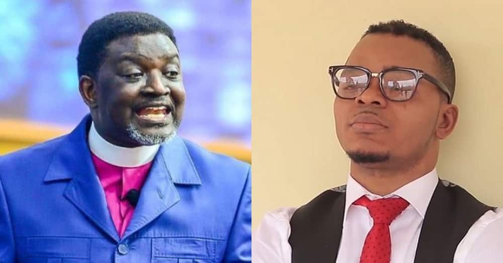 Jesus trained Judas just as I also mentored Obinim but it did not work
