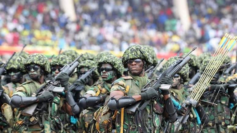 Covid-19: Oti residents in fear over heavy police-military presence