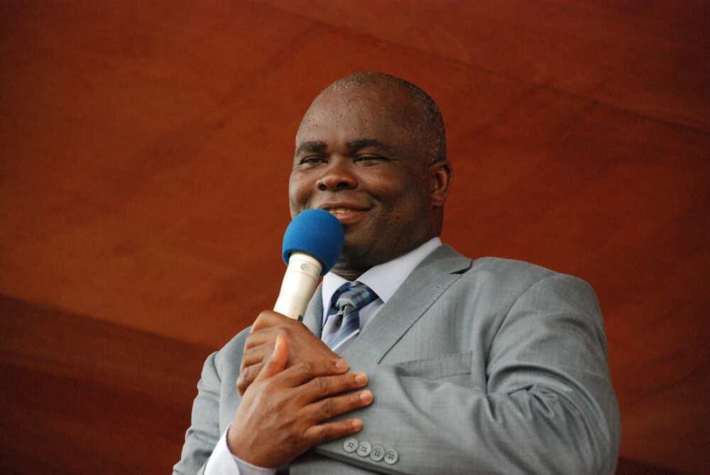 10. Pastor Lazarus Muoka - Net Worth $8 million
