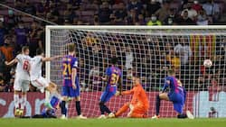 Barcelona set unwanted record in their first Champions League game without Game Lionel Messi