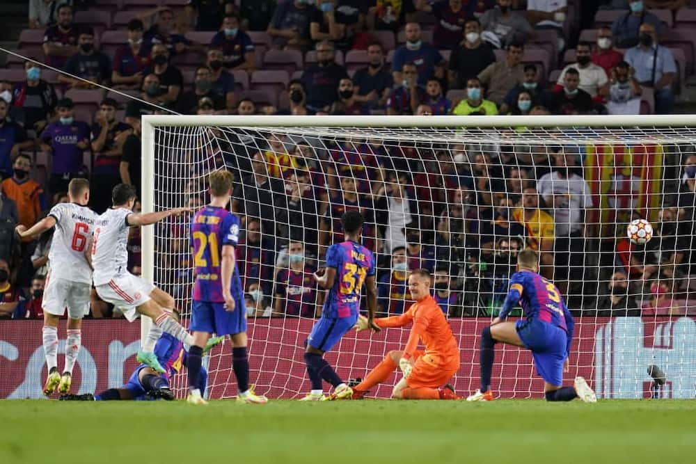 Barcelona Set Unwanted Record in Their First Champions League Game Without Lionel Messi
