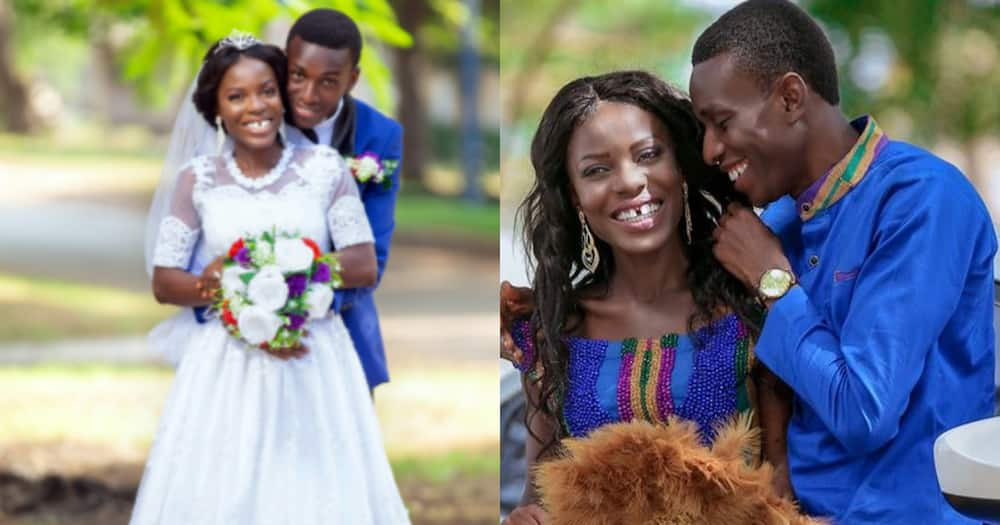 Singer turned pastor Yaw Siki and wife welcomes baby (photo)