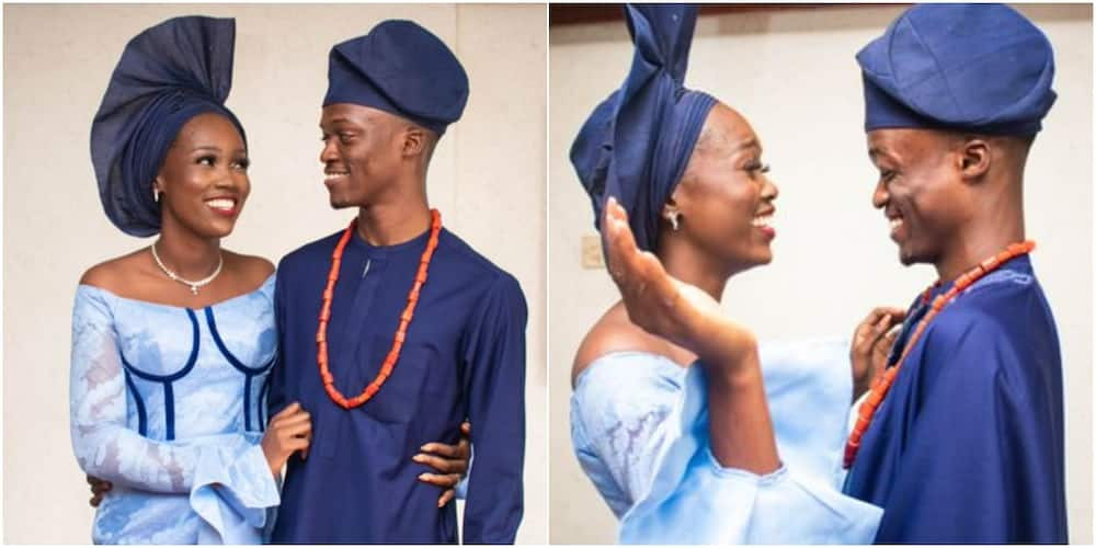Nigerians react as lady gushes over fiance who speaks in tongues