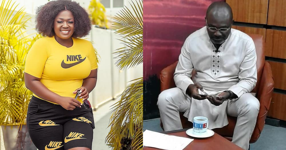 Tracey Boakye fires back at Kennedy Agyapong in new video