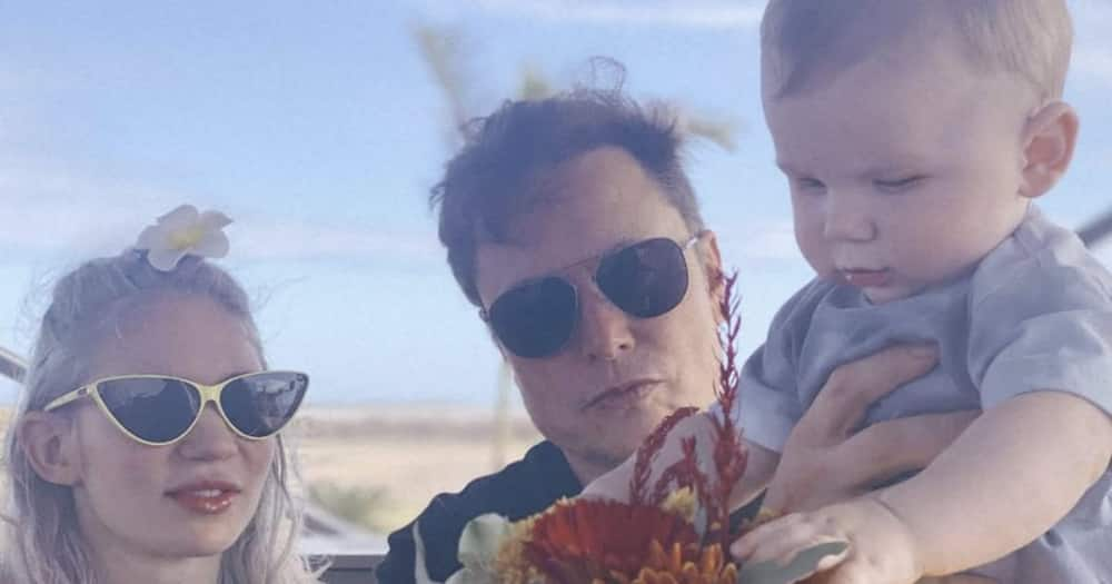 Elon Musk Leaves Internet Swooning After Sharing Adorable Family Photo