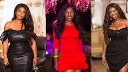 Yvonne Okoro's gorgeous younger sister graduates as a medical doctor after her Bachelor and Masters degrees