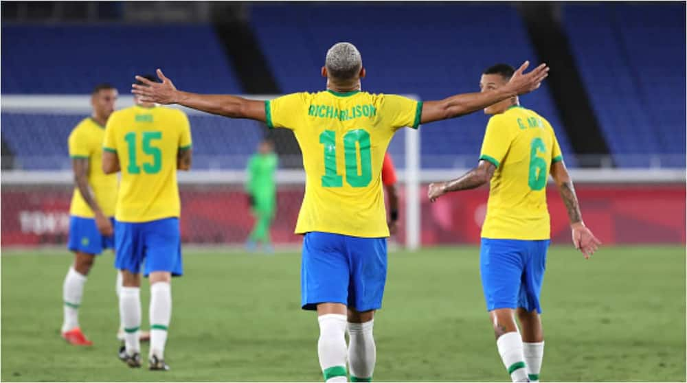 Everton Star Makes Premier League History at Olympics 2020 As Scoring Hat-Trick for Brazil