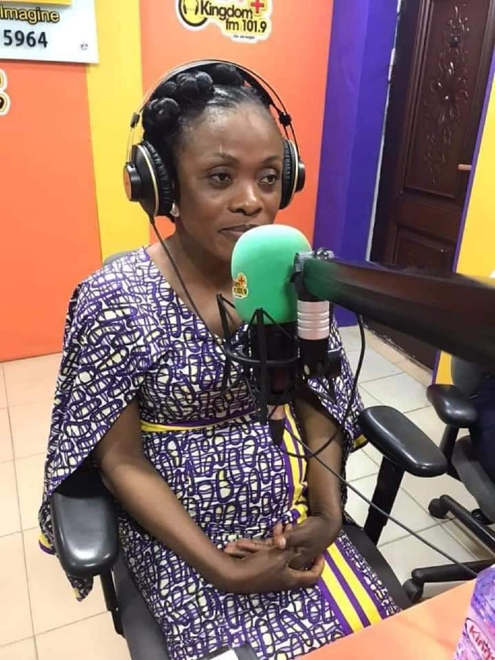Photo of Evangelist Diana Asamoah with protruding belly raises eyebrow
