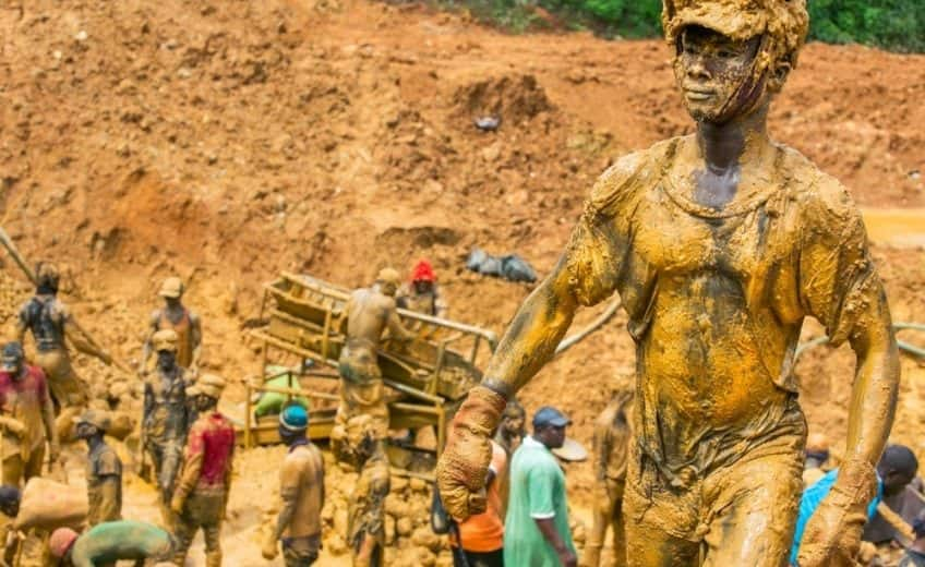 C/R: Police arrest 2 persons in connection with Bremang galamsey pit collapse that killed 3; trapped 15
