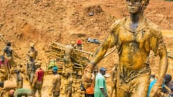 Ghana military investigates soldiers in bed with illegal galamsey operators