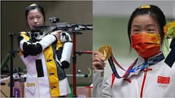 Chinese Qian Yang wins first gold medal at Tokyo 2020 Olympic games