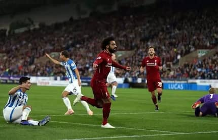 Mohamed Salah named Premier League player of the year