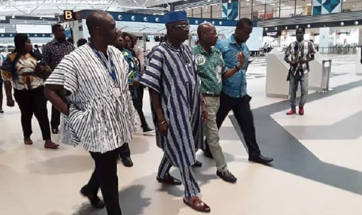 Aviation minister reacts to reports of privatisation of Kotoka International Airport