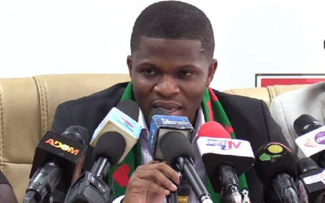 Live: NDC holds presser over authenticity of Akufo Addo's alleged bribe video