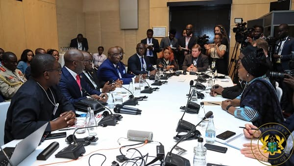 Ghana signs agreement for Accra Sky Train Project
