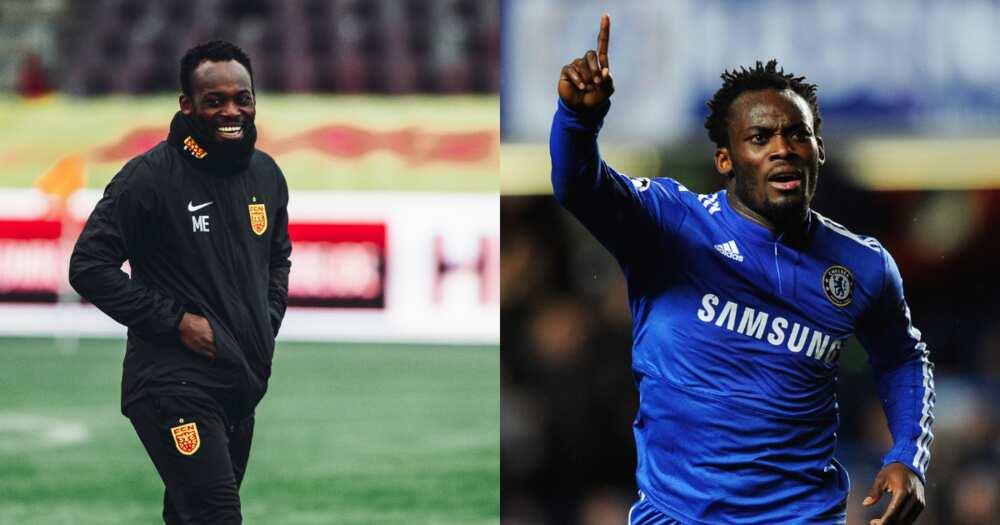 Phoobia the best - Michael Essien congratulates Hearts for winning 2020/21 Ghana Premier League