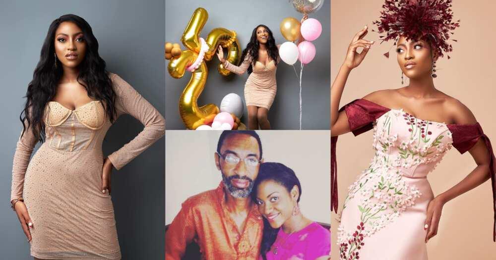 Princess Fathia: Sekou Nkrumah's Daughter Celebrates 25th Birthday With Beautiful Photos