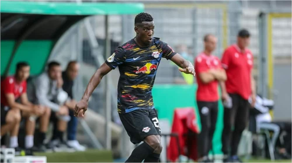 Man Utd Impressive Defender Transfer From RB Leipzig' With Ole Gunnar Solskjaer Itching for New Right-Back